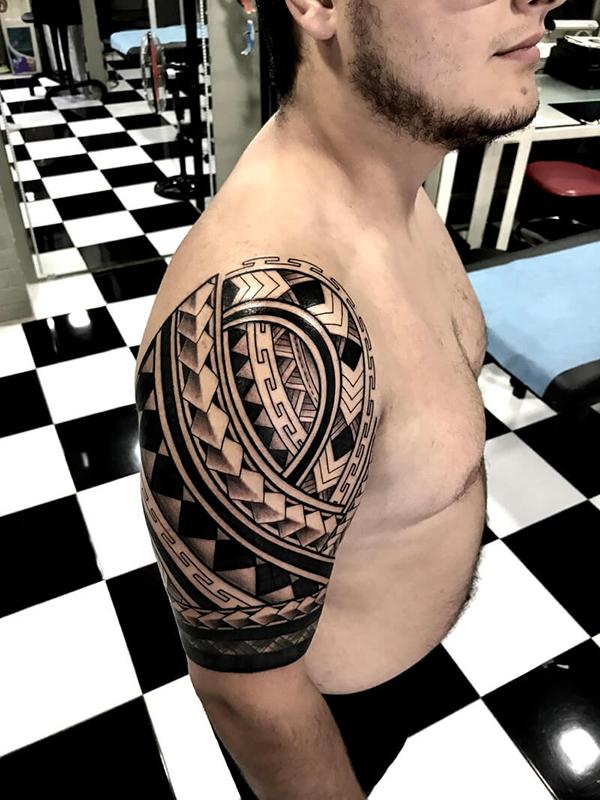ý nghĩa hình xăm maori