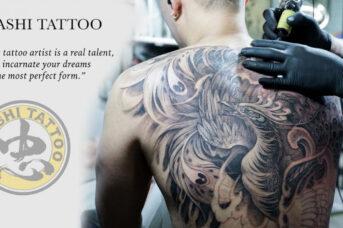 Quy trình xăm hình tại Tadashi Tattoo