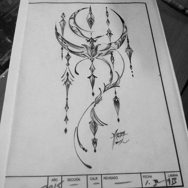 Beautiful-mandala-tattoo