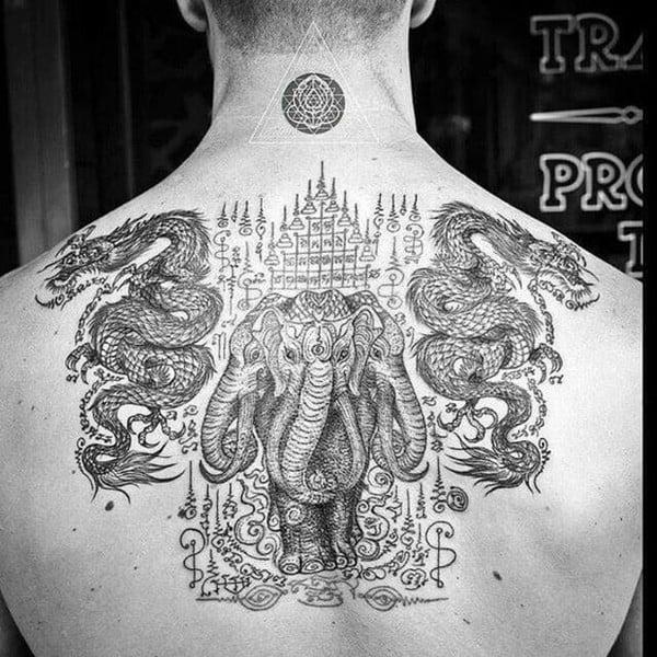 brad pitt tattoo