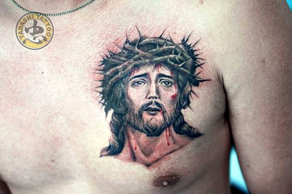 Ý nghĩa hình xăm Thiên Chúa Giáo