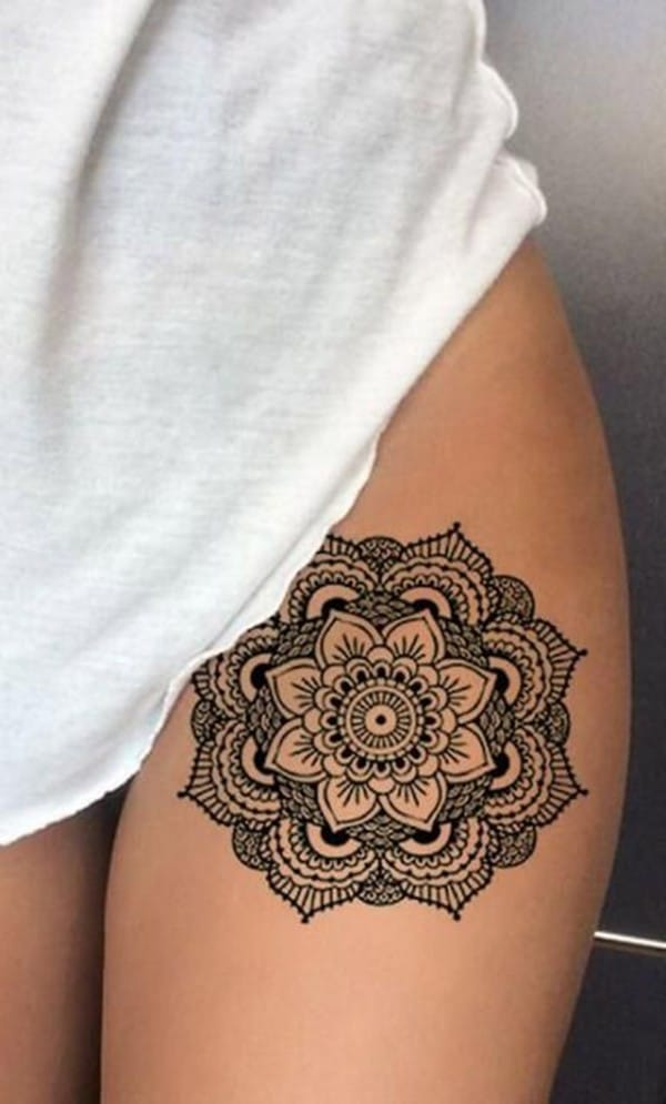Mandala-tattoo-pattern