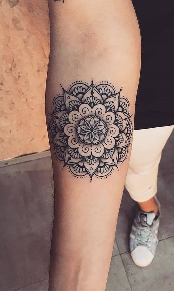 Small-mandala-tattoo