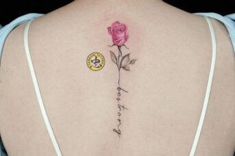 Ý nghĩa hình xăm hoa hồng là gì?