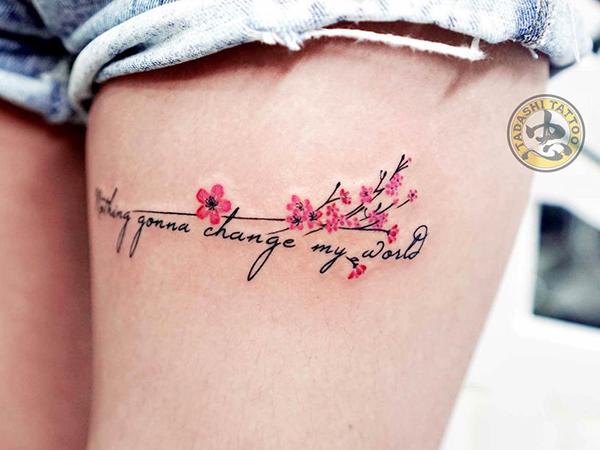 Hoa anh đào chứa đựng những ý nghĩa vô cùng thanh khiết