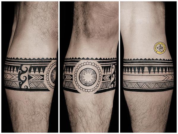 Tính thẩm mỹ của hình xăm Maori được đánh giá cao