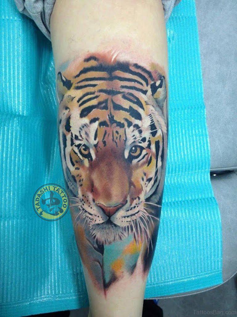 Hình xăm con hổ tạo sự cá tính, giúp gia chủ nổi bật hơn giữa đám đông