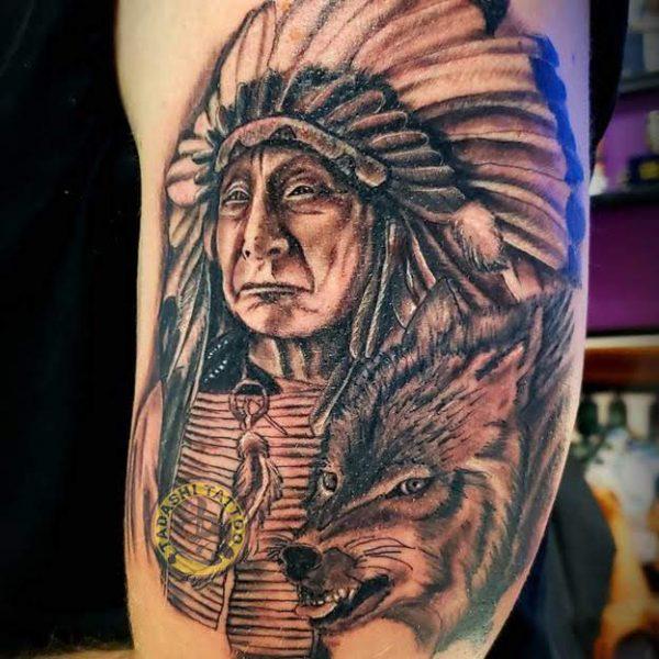 nguồn gốc hình xăm thổ dân từ đâu