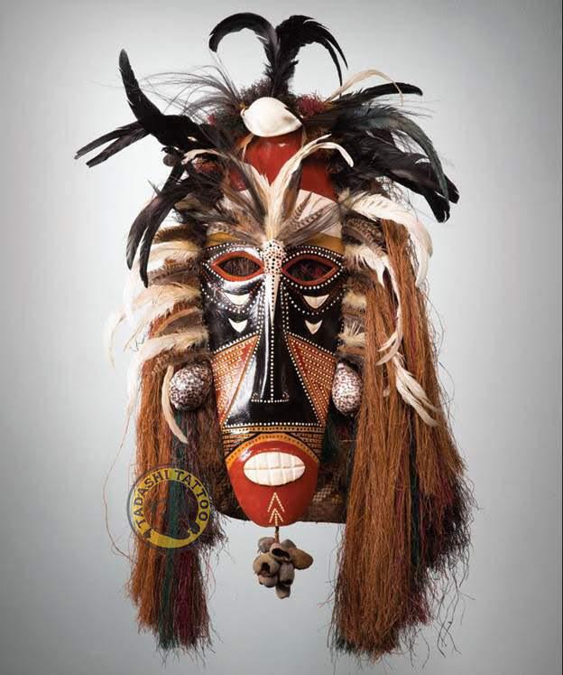 Hình tượng thổ dân da đỏ đã trở thành nguồn cảm hứng bất tận dành cho các thể loại nghệ thuật, trong đó có cả nghệ thuật xăm hình